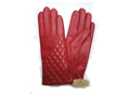 Ladies' leather gloves
